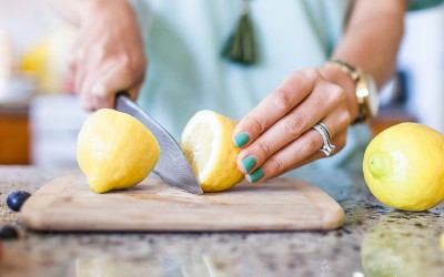 What do Lemon, Ginger, Cinnamon, and Weight Loss Have in Common?
