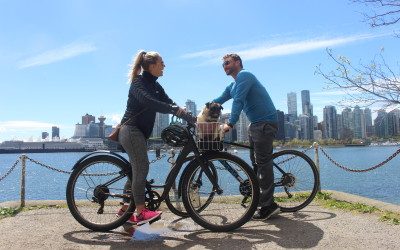 24 Hours in Vancouver…Brews, Bikes, and Beautiful Stanley Park